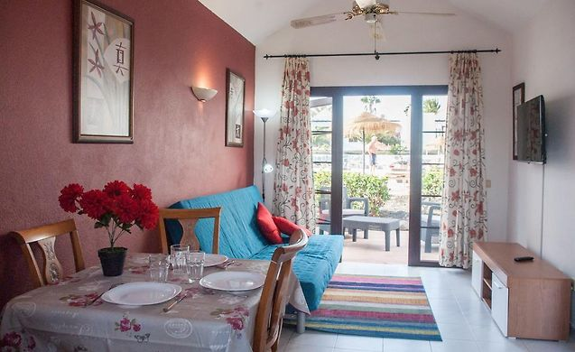 Bungalow Montecastillo 2 Caleta De Fuste | Great Prices | Short Term Stays